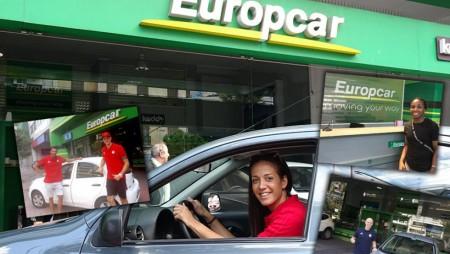 Συνεχίστηκε η παραλαβή οχημάτων από την Europcar (pic)