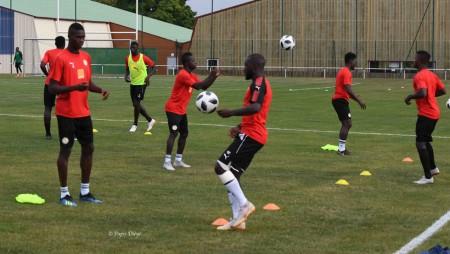 Η «πρώτη» του Σισέ με τη Σενεγάλη (pics, vid)