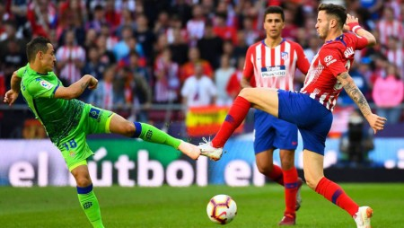 Ατλέτικο Μαδρίτης - Μπέτις 1-0 (τελικό)