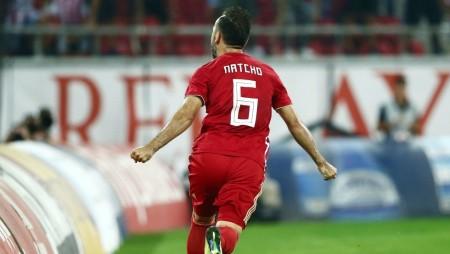 «Οι οπαδοί του Ολυμπιακού αγαπούν τον Νάτχο»