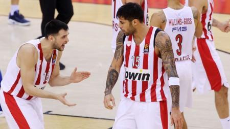 ΟΛΥΜΠΙΑΚΟΣ - Ρέθυμνο 84-60 (τελικό)