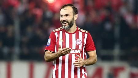 «Ο Ολυμπιακός την καλύτερη ομάδα στην Ελλάδα»