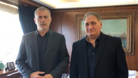 Υποψήφιος με τον Γιάννη Μώραλη ο Λεωνίδας Μανωλάκος