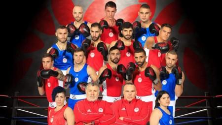 Η απονομή στον Πρωταθλητή Ολυμπιακό (vid)