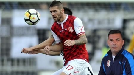 «Ο Ολυμπιακός ενδιαφέρεται για τον Βουκάνοβιτς»