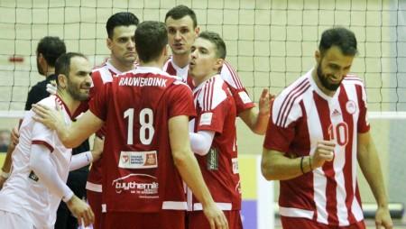 ΑΕΚ - ΟΛΥΜΠΙΑΚΟΣ 1-3 (τελικό)