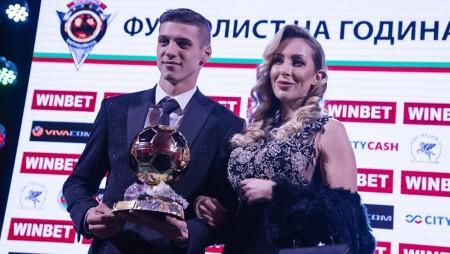 Ο Ντεσπόντοφ παίκτης της χρονιάς!