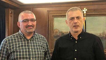 Υποψήφιος με τον Γιάννη Μώραλη ο Βασίλης Σκανδάλης