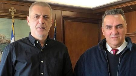 Υποψήφιος με τον Γιάννη Μώραλη ο Θεόδωρος Ματθιουδάκης