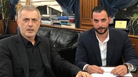 O Kωνσταντίνος Κανελλίδης υποψήφιος με τον «Πειραιά Νικητή»