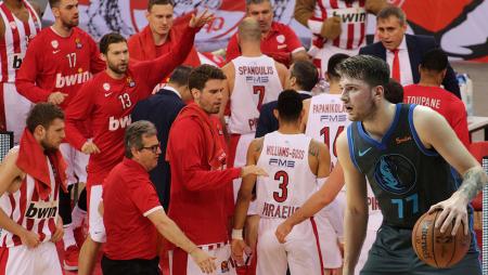 Ντόντσιτς: «Ο Ολυμπιακός φαβορί για να πάει στο Φάιναλ 4» (vid)