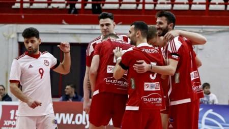 Εθνικός Αλεξανδρούπολης – ΟΛΥΜΠΙΑΚΟΣ 0-3 (Τελικό)