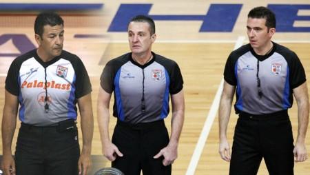 Τρία φάουλ στον Ολυμπιακό στα πρώτα 28'' στο ΟΑΚΑ!