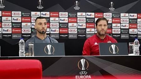 Η συνέντευξη Τύπου για το ματς με την Ντιναμό Κιέβου Live streaming