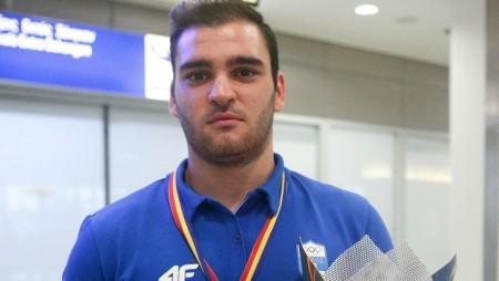 Στην Ελλάδα ο Πρωταθλητής Ευρώπης Σγουρόπουλος! (pic)