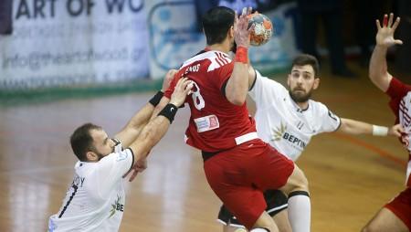 ΠΑΟΚ - ΟΛΥΜΠΙΑΚΟΣ 19-24 (τελικό)