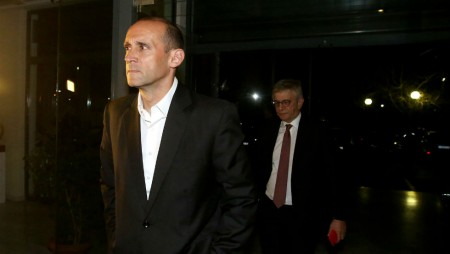 Π. Αγγελόπουλος: «Έπρεπε να είναι εδώ ο Βασιλακόπουλος»