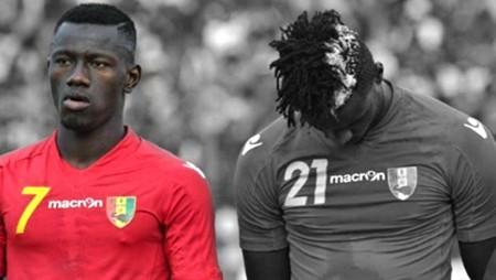 Διαπρέπει με τη Γουινέα ο Καμαρά!