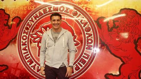 Μίτσελ στο gavros.gr : «Οι κορυφαίες μου στιγμές στον Ολυμπιακό»