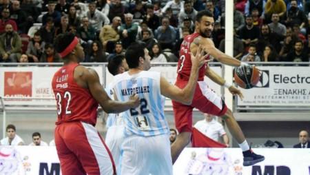 Αναβολή στο Ολυμπιακός-Κολοσσός!