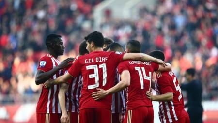 Χάθηκε πάλι η μπάλα, 4-0 η καλύτερη ομάδα της Ελλάδας!!!