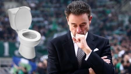 Πιτίνο: «Δεν μου έφτιαχναν την τουαλέτα, θα την βάλω μαζί με τα τρόπαιά μου» (vid)