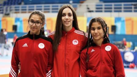 Στο «Κύπελλο Ακρόπολις» με 4 αθλήτριες