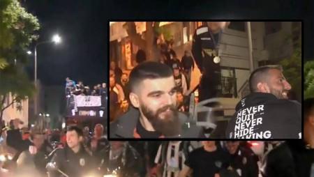 Γ. Σαββίδης και Μαλεζάς βρίζουν τον Πειραιά και τον Ολυμπιακό! (video)