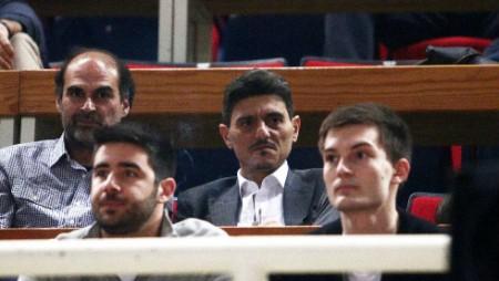 Ο Γιαννακόπουλος πήγε και βρήκε τον υπεύθυνο διαιτησίας της Ευρωλίγκας