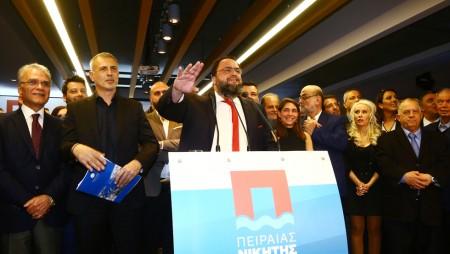 Ο Βαγγέλης Μαρινάκης ξανά υποψήφιος δημοτικός σύμβουλος στον Δήμο Πειραιά!