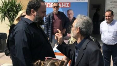 Περιοδεία Βαγγέλη Μαρινάκη στο κέντρο και τις γειτονιές του Πειραιά! (pics)