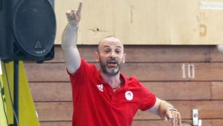 «Ό,τι έχουμε για να κρατήσουμε ψηλά τη σημαία του Ολυμπιακού»