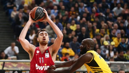 Ο Μιλουτίνοφ MVP του 2ου γύρου (pics)