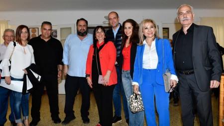 Ο Βαγγέλης Μαρινάκης στις εκλογές της αδελφότητας Κρητών «Η ΟΜΟΝΟΙΑ»