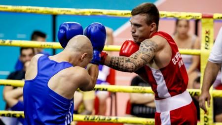 Τα κόκκινα γάντια σάρωσαν στην Elite Boxing League