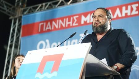 Στο 20ό δημοτικό σχολείο Πειραιά θα ψηφίσει ο Βαγγέλης Μαρινάκης