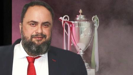 Εγγύηση ο Βαγγέλης Μαρινάκης!