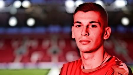 «Ο Ραντζέλοβιτς περιμένει να ξεκινήσει με τον Ολυμπιακό»