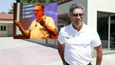 FIFA-UEFA: «Διατάζουν» για Περέιρα, Μαρίν «σωπαίνουν» για τα χειρουργεία