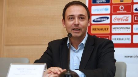 Νέος διευθυντής επικοινωνίας της ΠΑΕ Ολυμπιακός ο Νίκος Γαβαλάς