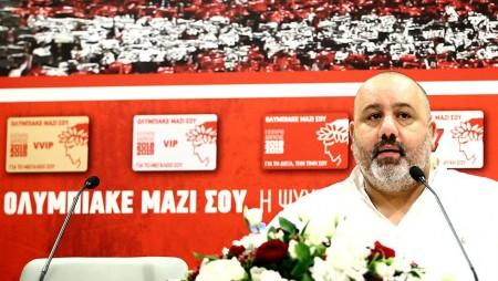 Γ' Αντιπρόεδρος και Επιχειρησιακός Διευθυντής αναλαμβάνει ο Κ. Καραπαπάς