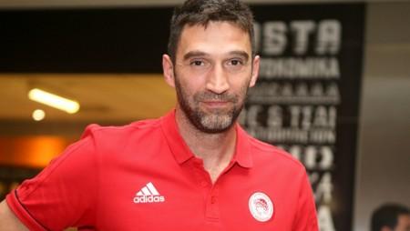 «Έζησα τέσσερα υπέροχα χρόνια στον Ολυμπιακό»