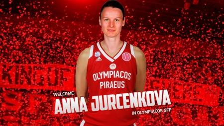 Και επίσημα η Γιουρτσένκοβα στον Ολυμπιακό!