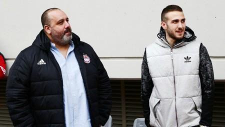 «Το συμβόλαιο του Φορτούνη είναι έτοιμο, το μεγαλύτερο που έχει γίνει σε Έλληνα»