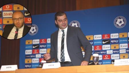 Γεγονότα που εκθέτουν FIFA και UEFA