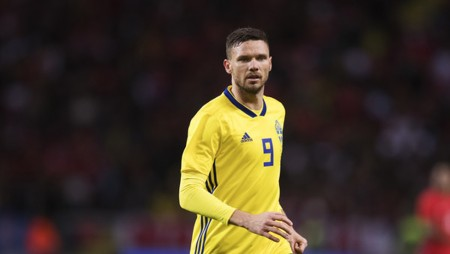 «Καυτός» Μπεργκ! Δύο ασίστ με την εθνική Σουηδίας! (vids)