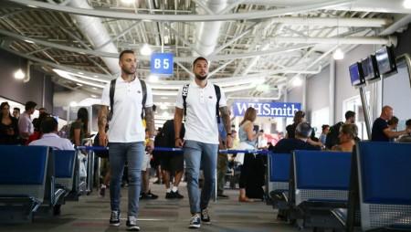 Επέστρεψε στην Ελλάδα ο Ολυμπιακός...