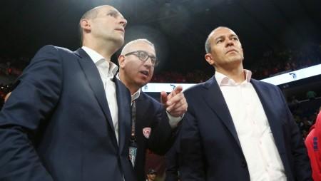 Ευχαριστήρια ανακοίνωση της ΚΑΕ Ολυμπιακός στον Χρήστο Σταυρόπουλο