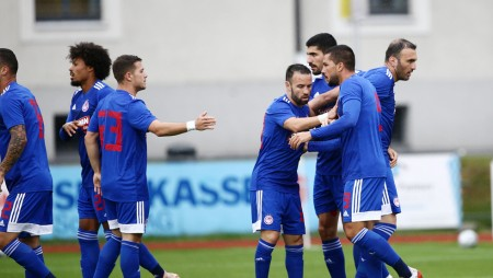 ΟΛΥΜΠΙΑΚΟΣ-Ντιναμό Κιέβου 1-1 (Τελικό)