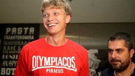 «Μέσω του Ολυμπιακού να βρω τον παλιό καλό μου εαυτό» (vid)